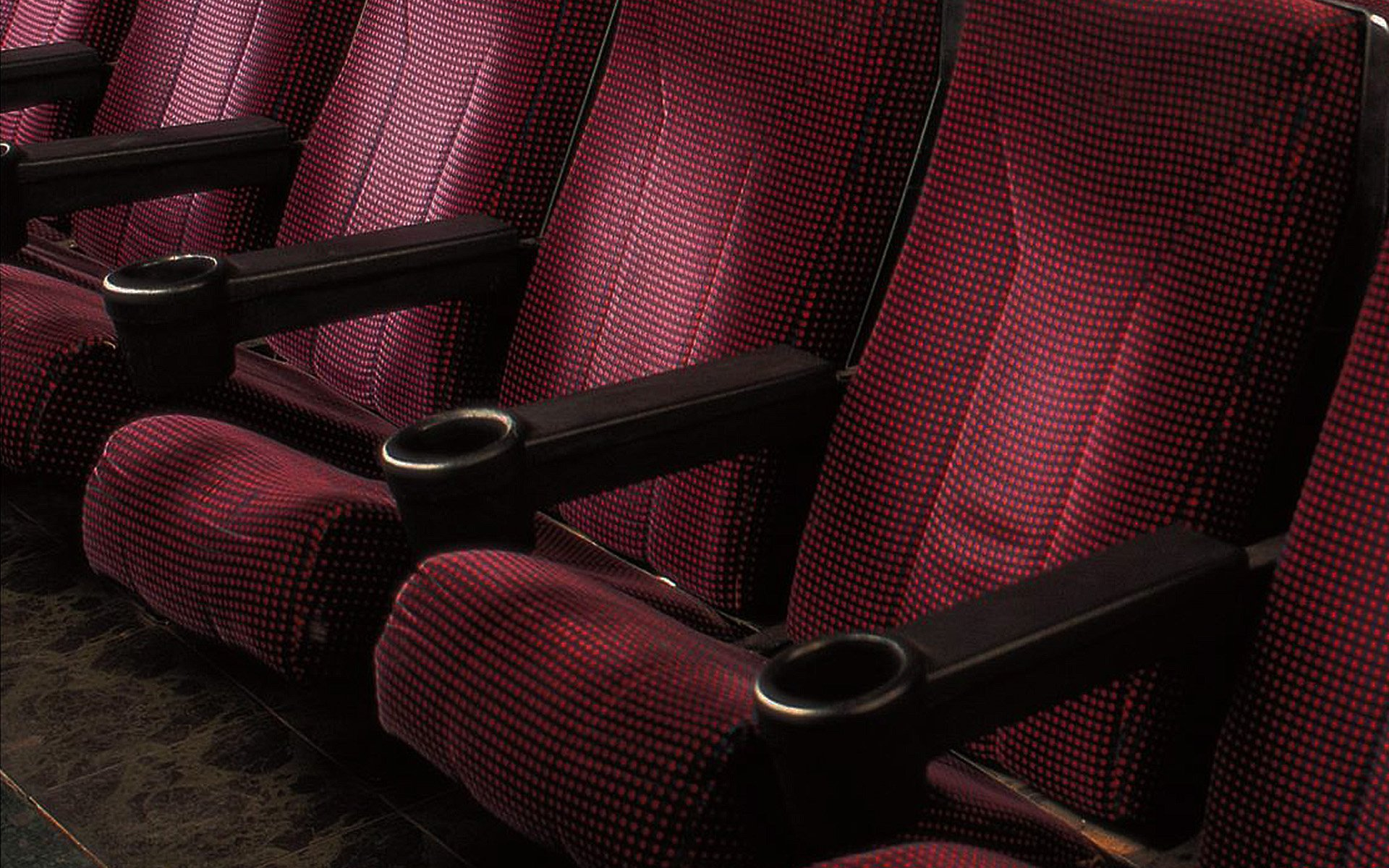 Theater Seating Velvet
